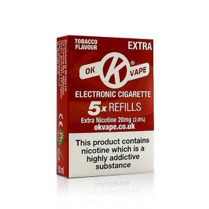 Tobacco Extra High Refills
