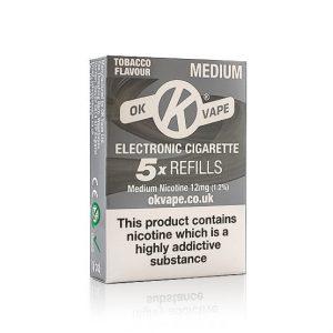 Tobacco Medium Refills