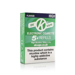 Menthol High Refills
