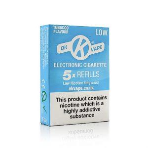 Tobacco Low Refills