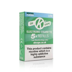 Menthol Low Refills